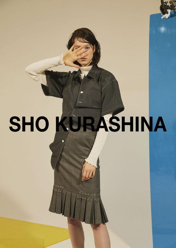 SHO KURASHINA