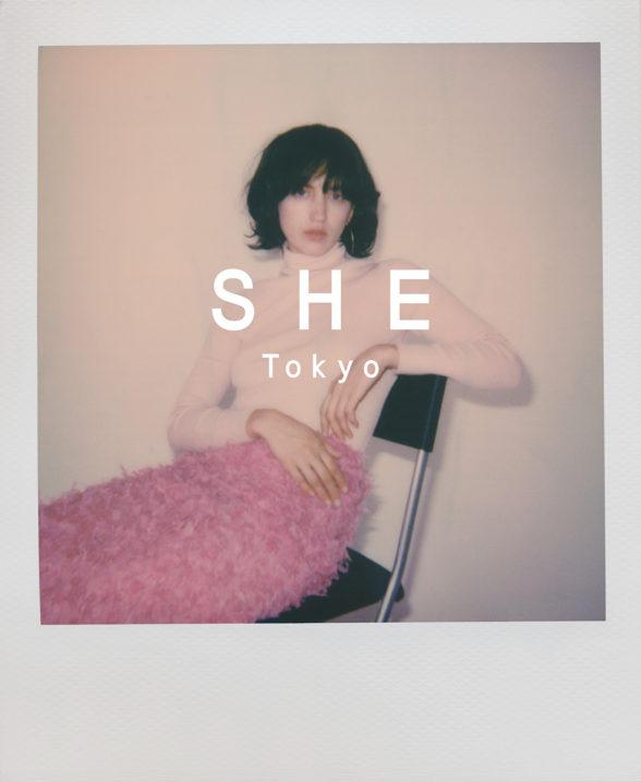 SHE Tokyo